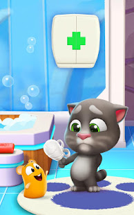 My Talking Tom 2 poster