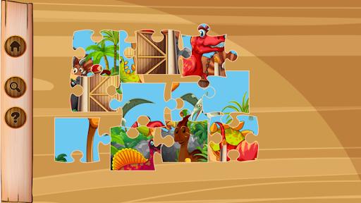 教育必備免費app推薦|恐竜ジグソーパズル線上免付費app下載|3C達人阿輝的APP
