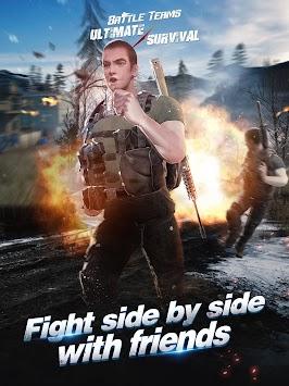 Battle Teams:FPS Battle is On