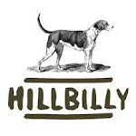 Logo for Hillbilly Cider Co.