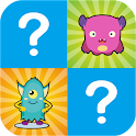 memory monster games icon