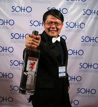 Photo: Oscar's Delmonico Vodka sponsored the vodka for the Inaugural SoHo International Film Festival Closing Night Award ceremony!  http://www.SIFFNYC.com
