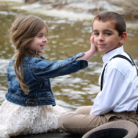 #siblings, #loveyouforever, #foreveryoung  by Cary Smith - Babies & Children Children Candids (  )