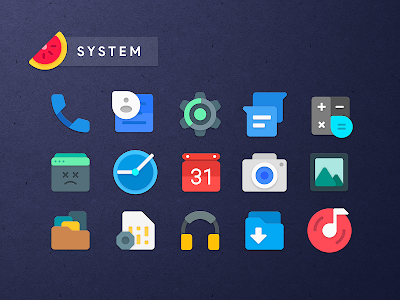Sliced Icon Pack 1.0.4 (Patched)