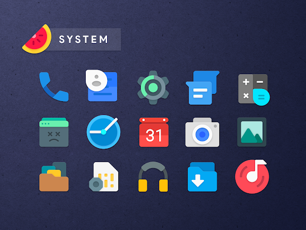 Sliced Icon Pack v1.2.7 [Patched]