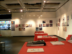 Photo: exhibtion for the color day: School of Architecture, Univ. of Buenos Aires