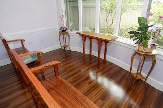 Photo: Meditation Room. Provides a place of reflection for patients and visitors.
