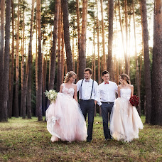 Wedding photographer Elena Timoschenko (photowedfamily). Photo of 19.07.2017