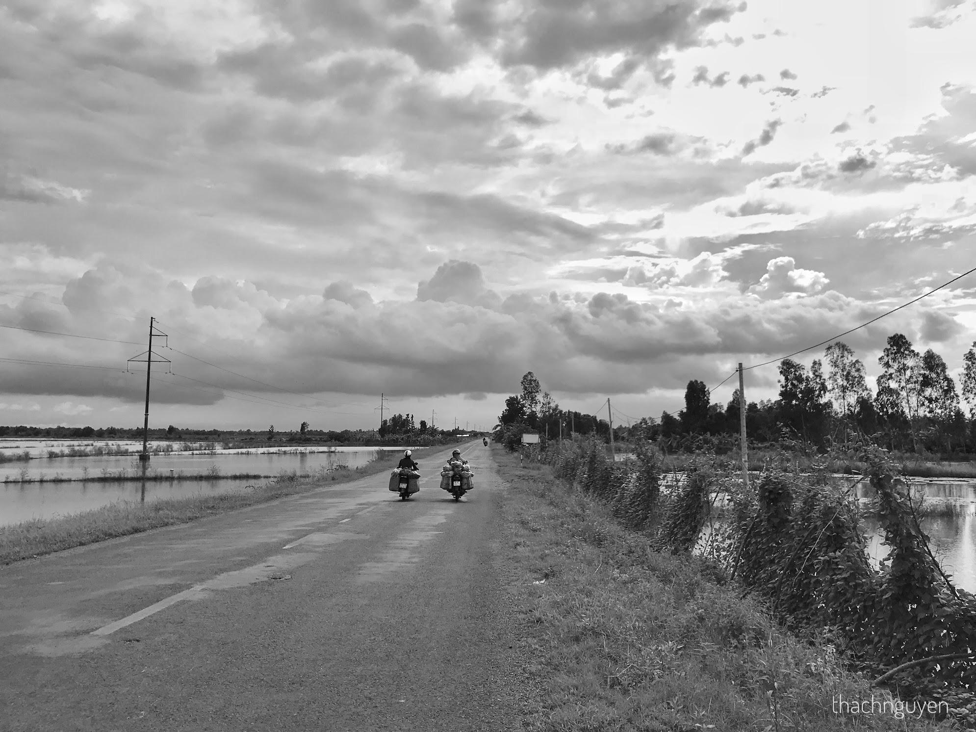 con đường miền tây