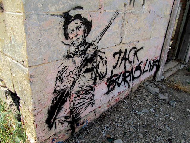Graffiti at Cisco