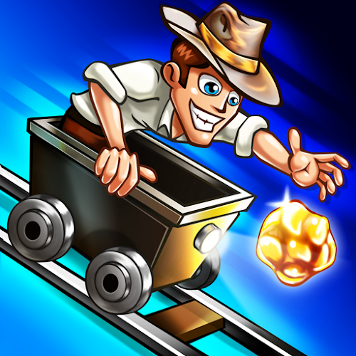 Rail Rush (Mod Money)  1.9.17mod