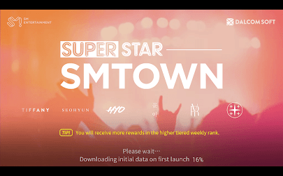 SuperStar SMTOWN APK screenshot thumbnail 15