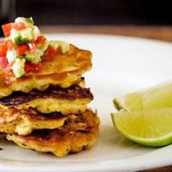 Ricotta Corn Fritters Recipe