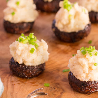 Mashed Potatoes With Mushrooms Recipes