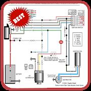 Full Wiring Diagram Free icon