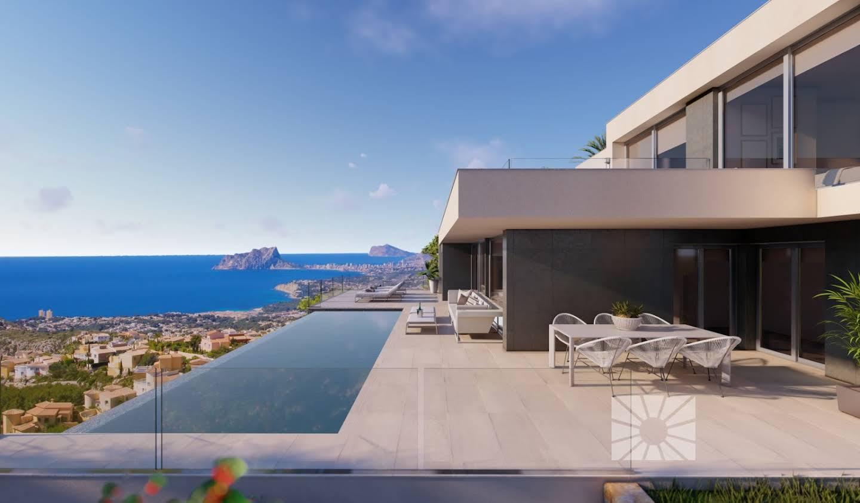 Maison avec piscine et terrasse Benitachell