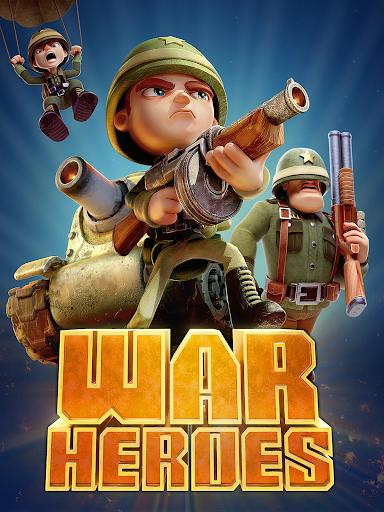 War Heroes: Fun Action for Free screenshot 1