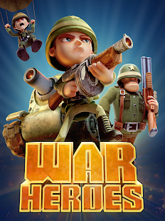 War Heroes: Multiplayer Battle for Free - náhled