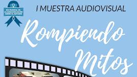 Cartel Muestra Audivisual Día del TEA de InterActúa en Museo de Almería.
