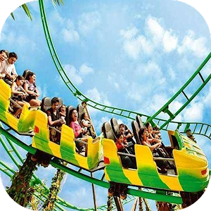 Roller Coaster Rush – 3D Sim for PC and MAC