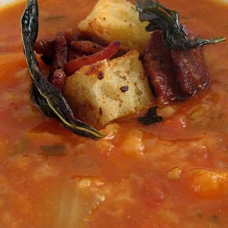 Tuscan Bread Soup, Pappa Al Pomodoro