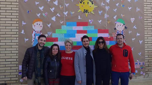 Jornadas del Día de la Paz en el CEIP La Libertad