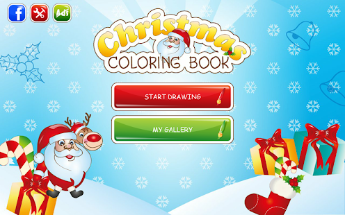 Christmas Coloring Book- screenshot thumbnail