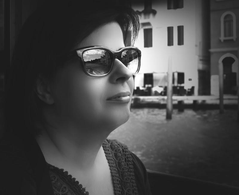 Negli occhi della mamma c'è un mondo da scoprire. di Chiara Belmonte