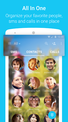 Contacts+ 5.117.4 screenshots 2
