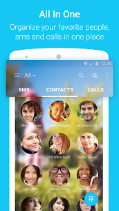 Contacts+ 5.57.2 [Pro Unlocked] Cracked Apk 2