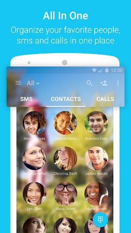 Contacts+ Screenshot