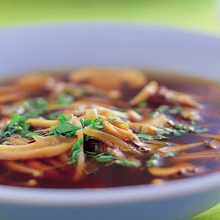 Asian Mushroom Broth