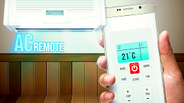 screenshot of Remote for Air Conditioner (AC)