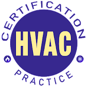 HVAC Certification Practice  Icon