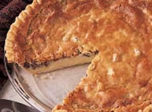Buttermilk Pecan Pie Recipe