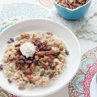 Snooze Copycat Quinoa Breakfast Porridge.