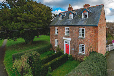 Listed Chirbury property