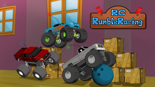 RC Rumble Racing 1.0.0 screenshots 1