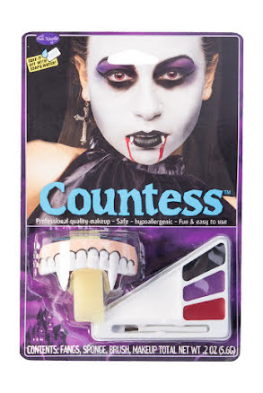 Sminkset, vampyra
