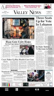 Valley News - náhled