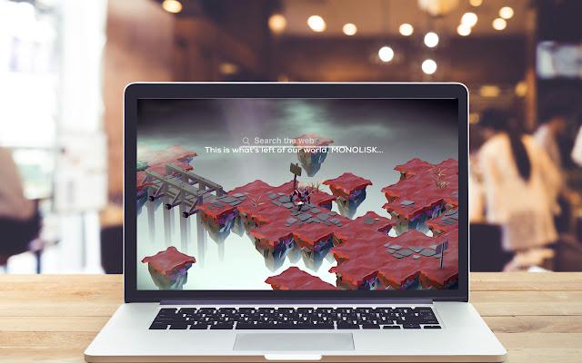 Monolisk HD Wallpapers Game Theme