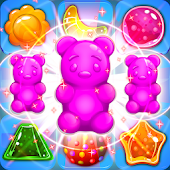 Candy Bears Rush icon