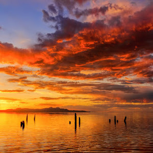 Great Salt Lake Black Rock Sunset.jpg