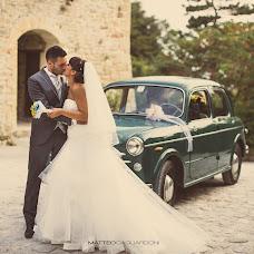 Fotografo di matrimoni Matteo Gagliardoni (gagliardoni). Foto del 25.08.2015