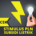 Cek Token Listrik Gratis PLN Subsidi Pemerintah icon