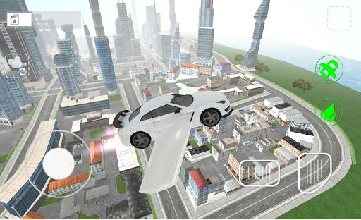 Flying Car Sim 2.4 screenshots 13
