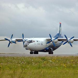 Wallpaper Antonov An12