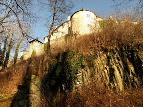 Photo: backside of castle