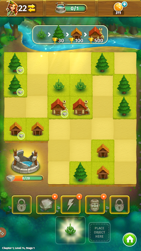 Robin Hood Legends u2013 A Merge 3 Puzzle Game 2.0.2 screenshots 6