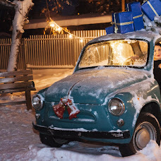 Wedding photographer Irina Levchenko (levI163). Photo of 25.12.2017